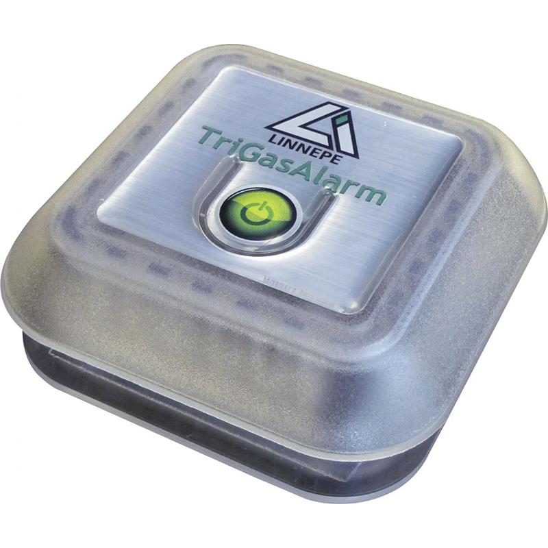 Gas Warngerät TriGas Alarm Kohlenmonoxid Propan Butan KO-Gas Sensor WoMo Caravan