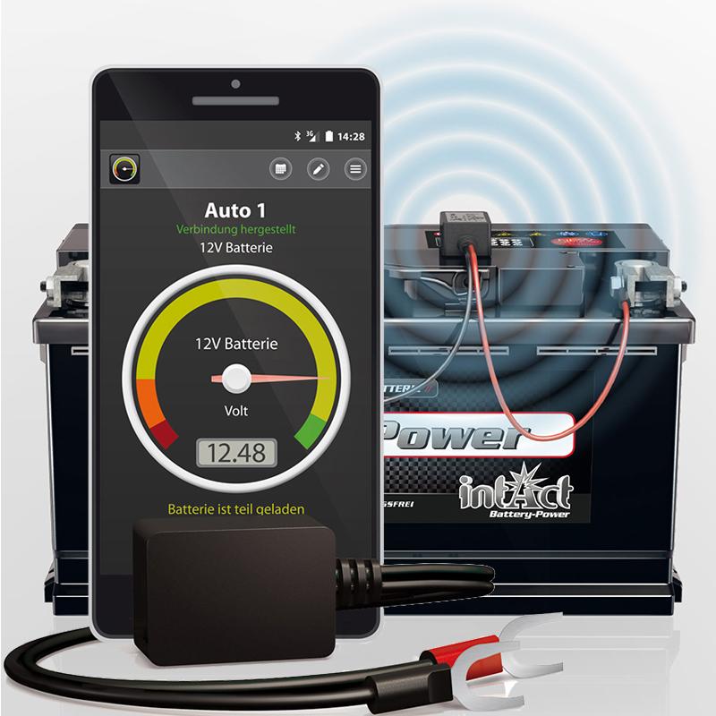 battery guard 6v 12v 24v batterie berwachung pkw. Black Bedroom Furniture Sets. Home Design Ideas