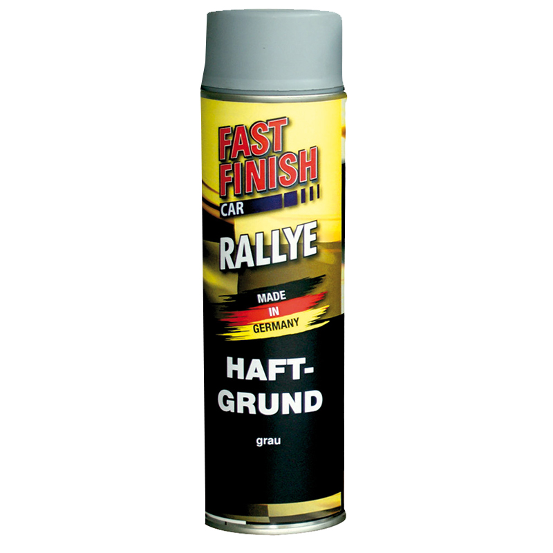 Haftgrund Rostschutz Lack Autolack Spraydose 500ml Fast Finish grau 1 Stück