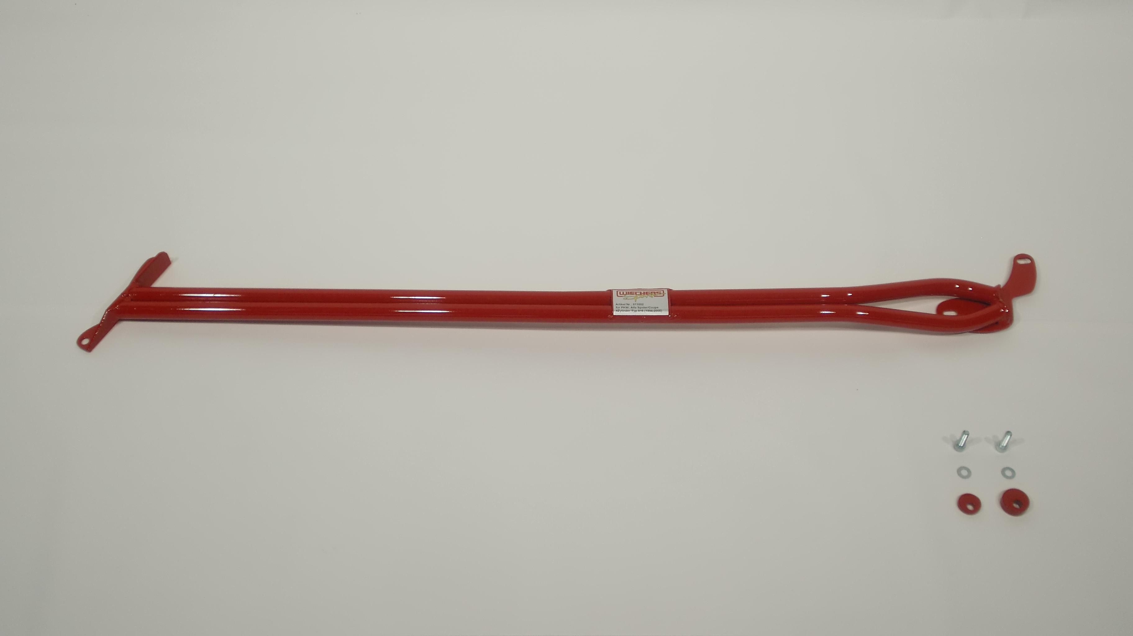 Wiechers 011002 Domstrebe Stahl vorne oben für Alfa Spider / Coupé Typ 916