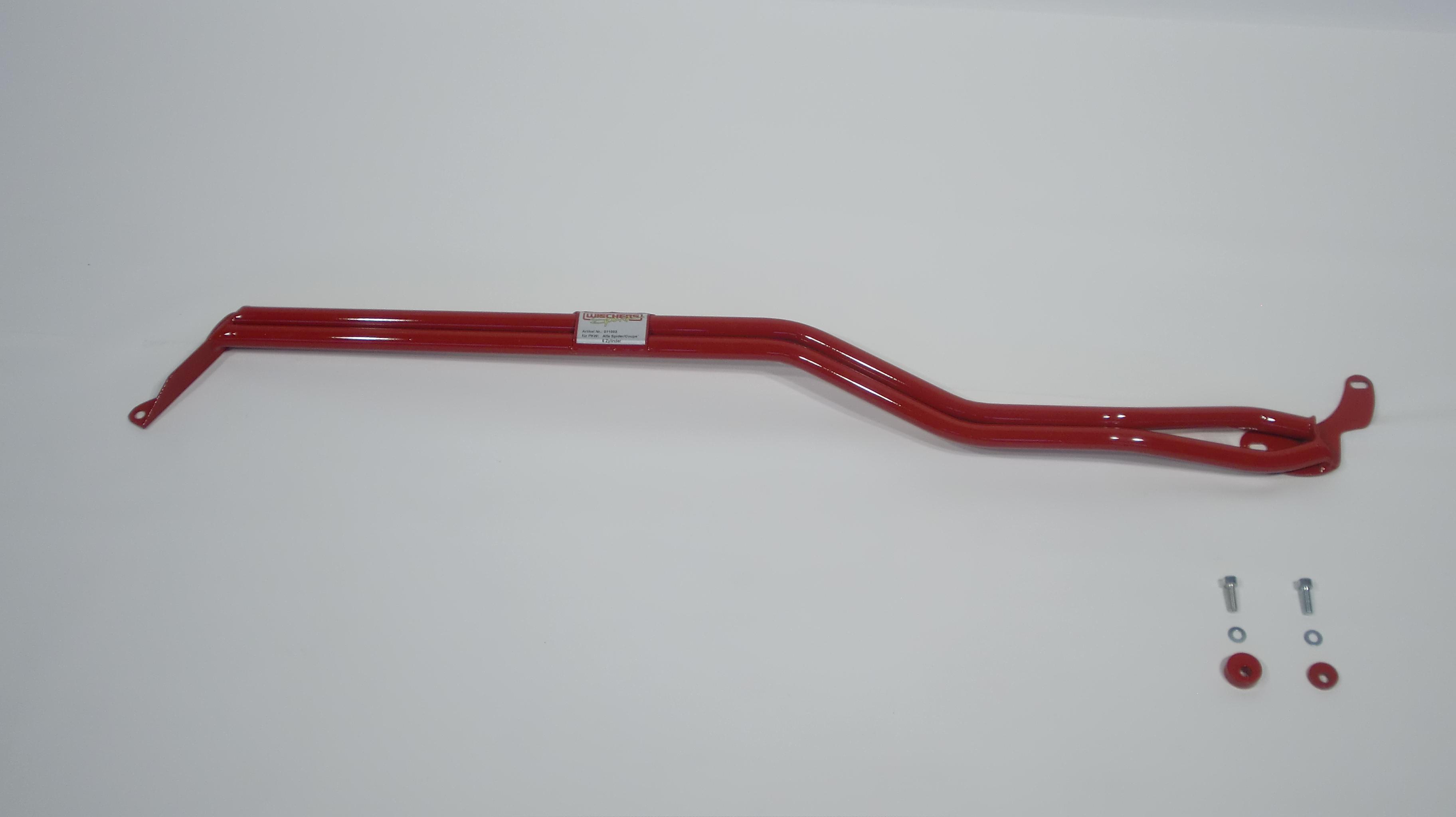 Wiechers 011003 Domstrebe Stahl vorne oben für Alfa Spider / Coupé Typ 916