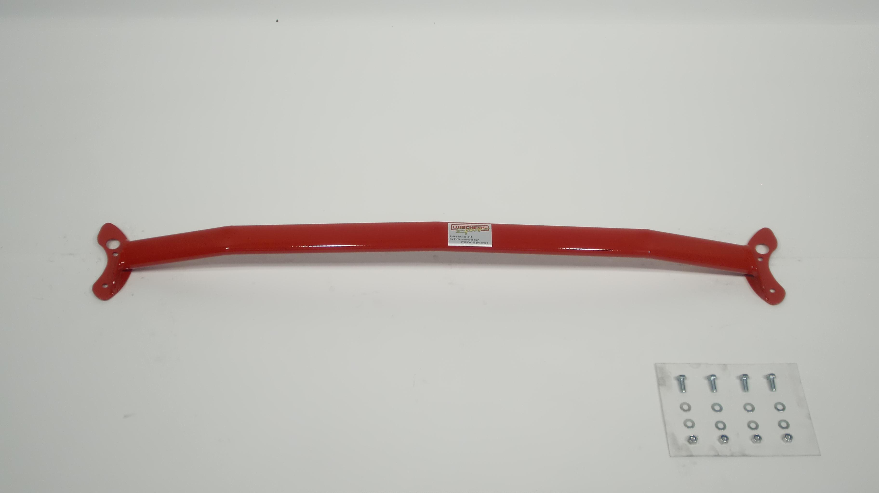 Wiechers 291011 Domstrebe Stahl vorne oben für Mercedes CLK W209 / W203 / CL203