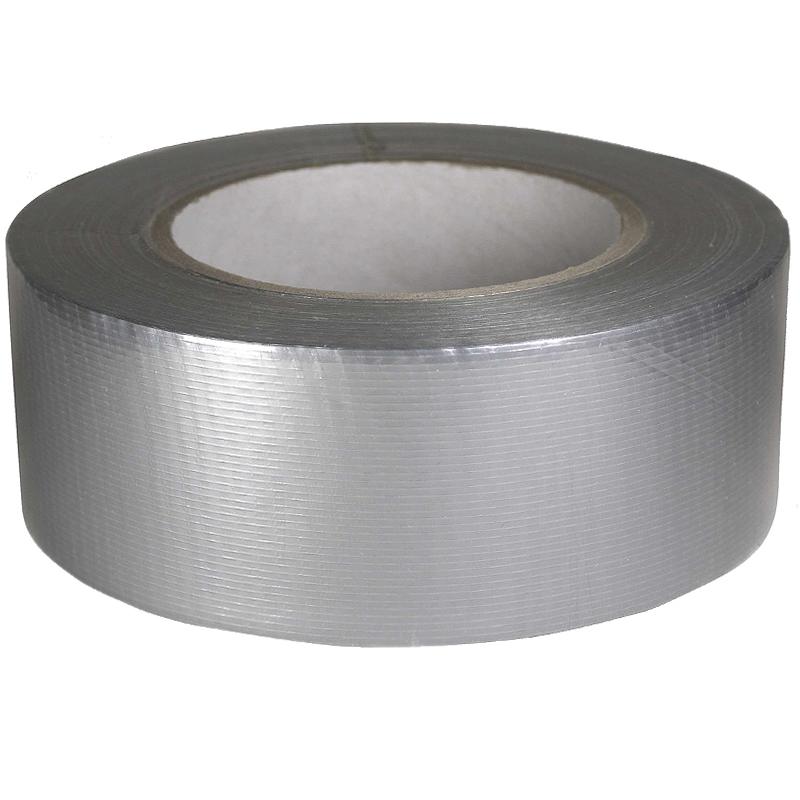 Premium Klebeband Panzertape Gewebeband Tape Gaffa Duct Tape Panzerband Silber