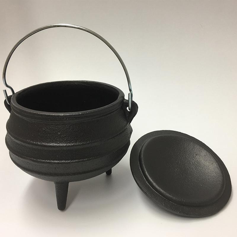 dutch oven s dafrikanisch potjie schmortopf kochtopf braai gusseisen topf 6 0l. Black Bedroom Furniture Sets. Home Design Ideas