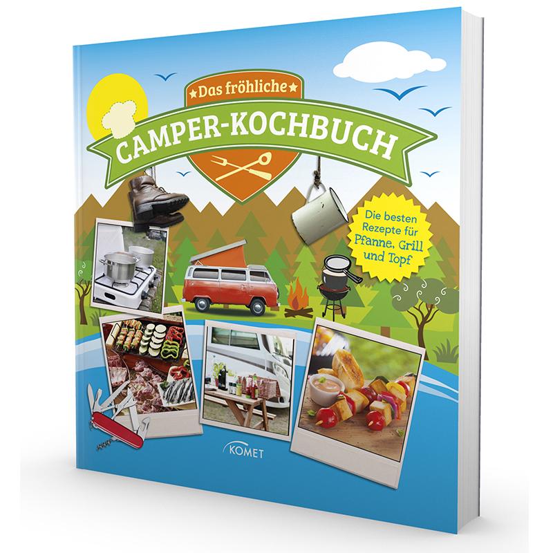 Das fröhliche Camperkochbuch Kochbuch Camping Outdoor Zelten Kochen Backen