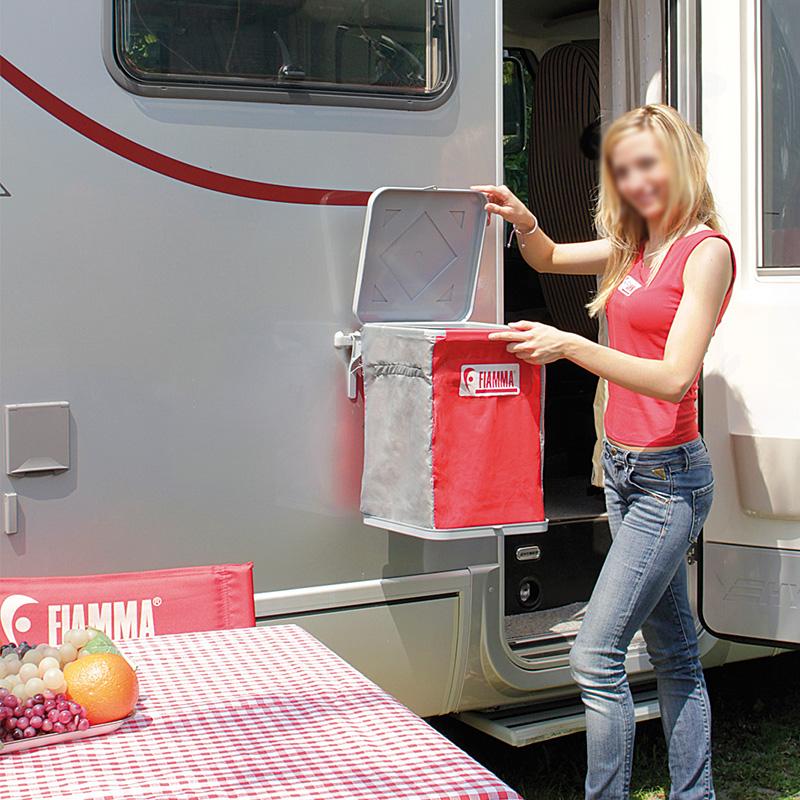 Fiamma Müllbehälter Mülleimer Wohnwagen Wohnmobil Caravan Camping Pack Waste
