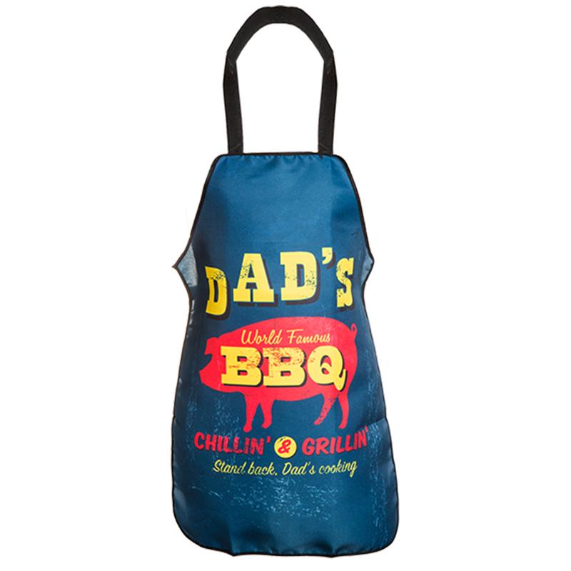 Küchenschürze Grillschürze Kochschürze Schürze Latzschürze Vintage BBQ Dads