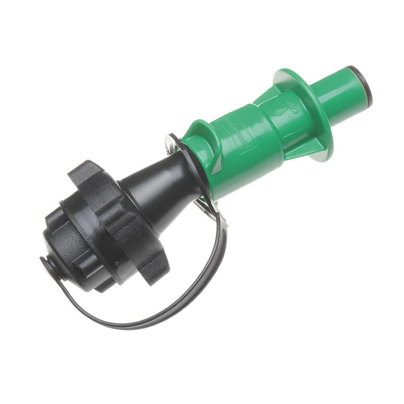 Hünersdorff Sicherheits-Einfüllsystem Doppelkanister Stutzen Kettenhaftöl 1 Stk