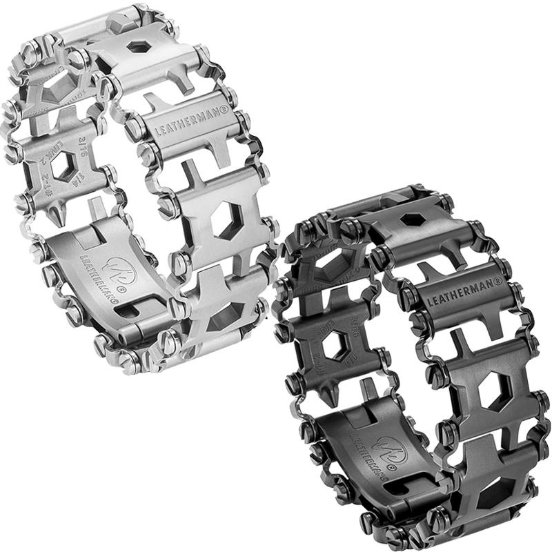 Leatherman TREAD Multi Tool Werkzeug Armband Sechskant Schraubenzieher Stainless