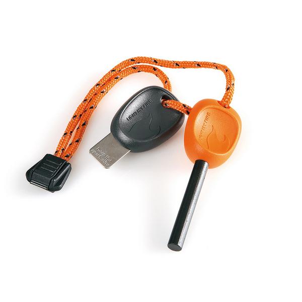 Light My Fire Feuerstahl / Zündstahl Scout 2.0 in orange