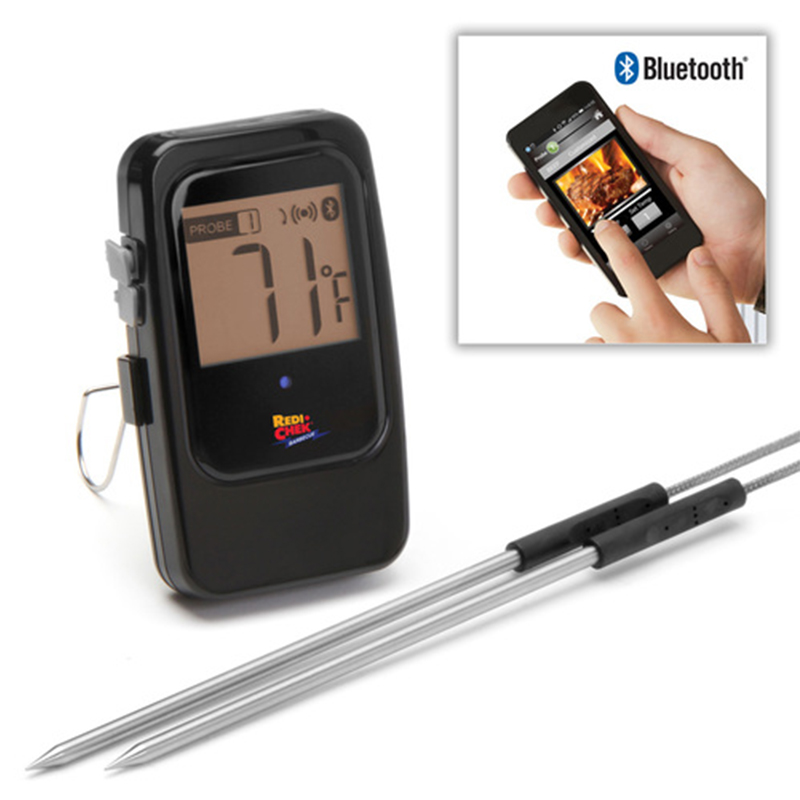 Barbecue Bluetooth Thermometer Grillthermometer Maverick ET735 BBQ Smoker iPhone