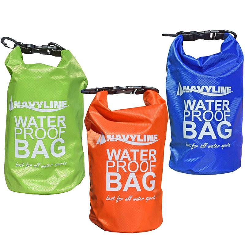 Dry Bag Packsack Seesack Marinesack Rollbeutel Packsack wasserdicht Polyester