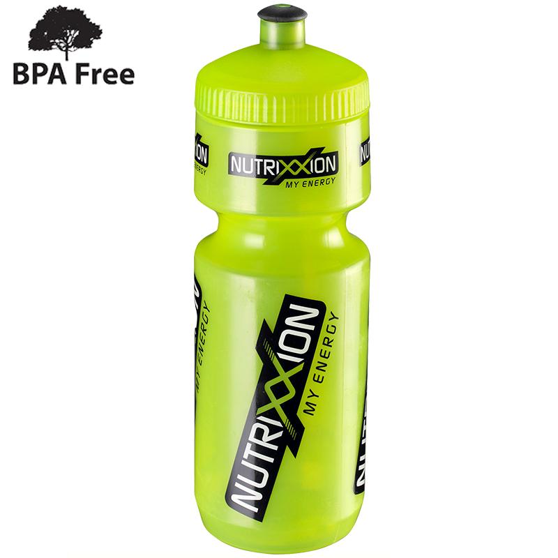 Nutrixxion Radflasche 750ml Sportflasche Trinkflasche Wasserflasche Wettkampf