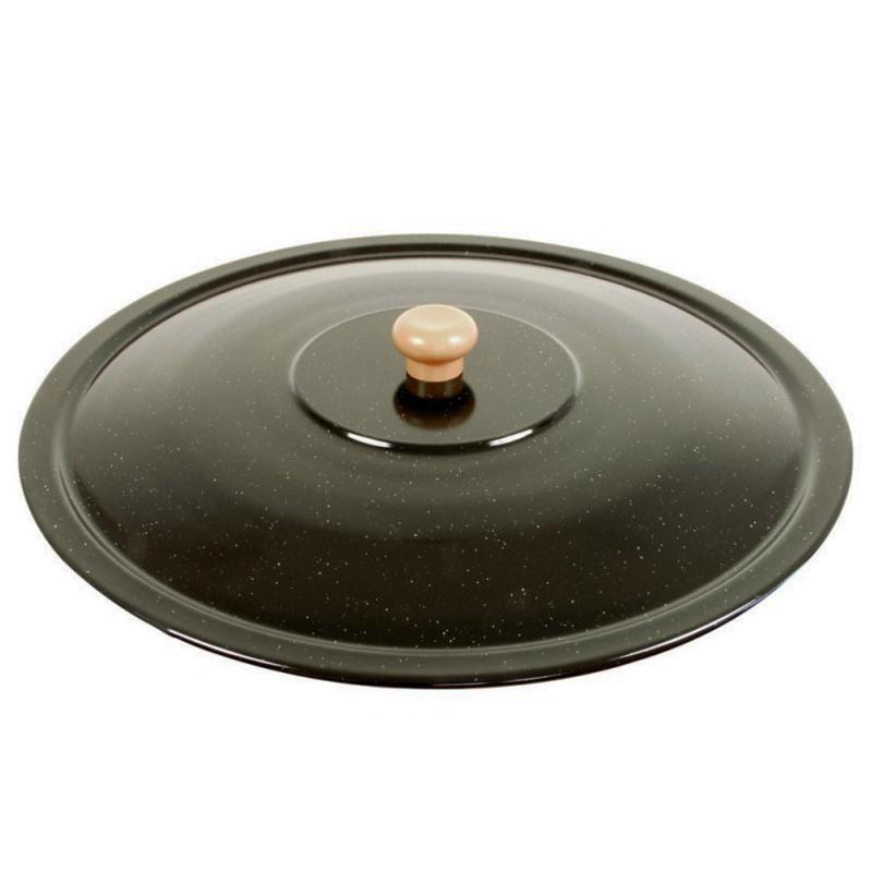 Gulaschkesssel Deckel für Topf 15 Liter - Glühwein Eintopf Ungarn Suppe Küche