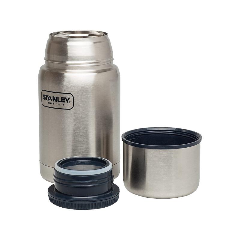 Stanley Adventure Vacuum Food Jar 0,7L 18/8 Stahl Vakuum 7cm Öffnung Isolierung