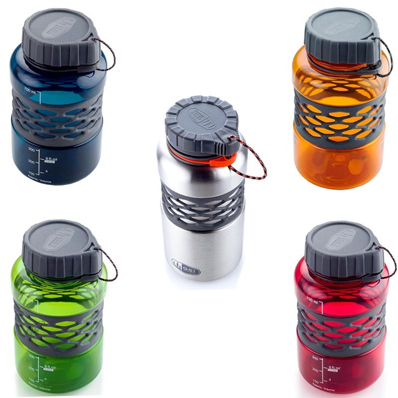 GSI DukJug 0,75 Liter Weithals Outdoorflasche Trinkflasche Wasserflasche Camping