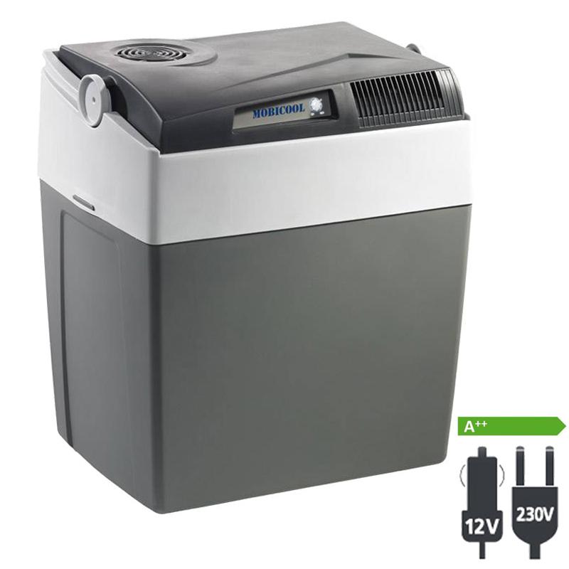 WAECO Mobicool K30 AC/DC Thermoelektrische Kühlbox 12 | 230 Volt 29 Liter K 30