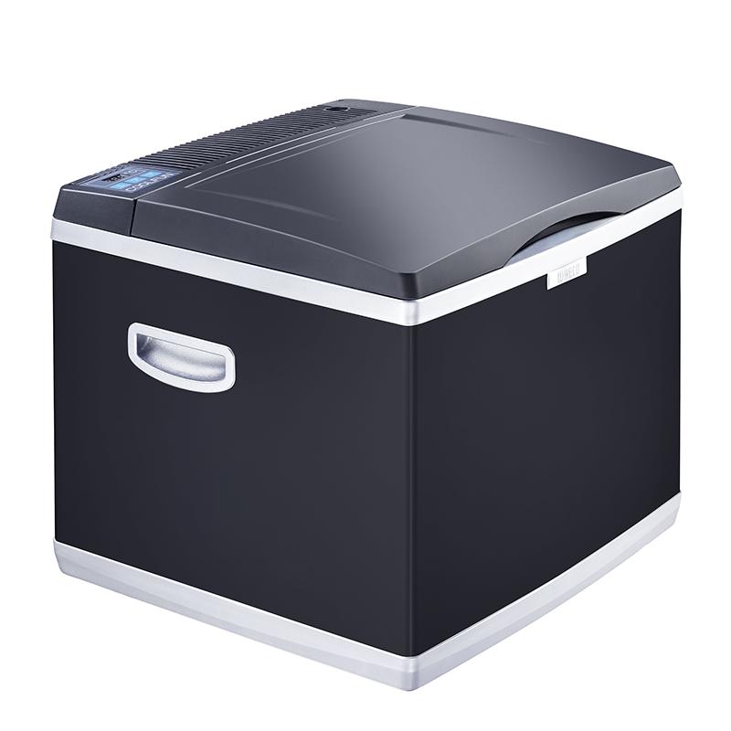 Waeco CK40D Hybrid Kompressor Kühlbox AC/DC 12/230 Volt Thermoelektrisch schwarz