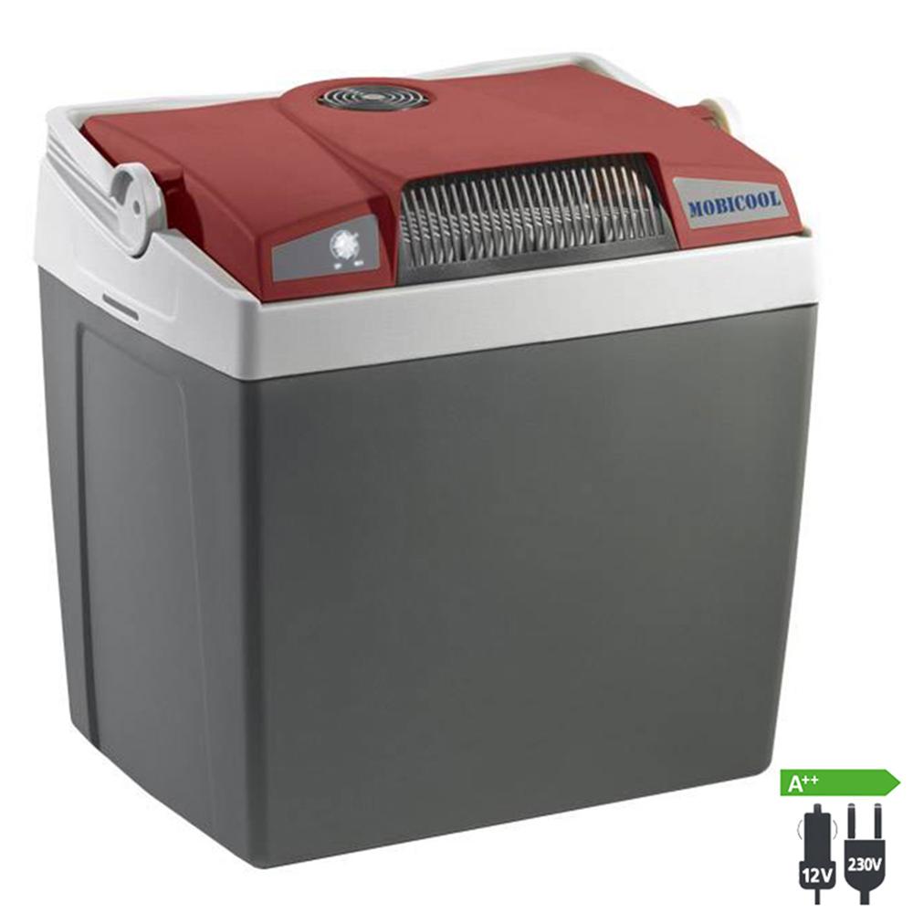 WAECO Mobicool G26 AC/DC Thermoelektrische Kühlbox 12|230 Volt mit USB Anschluss