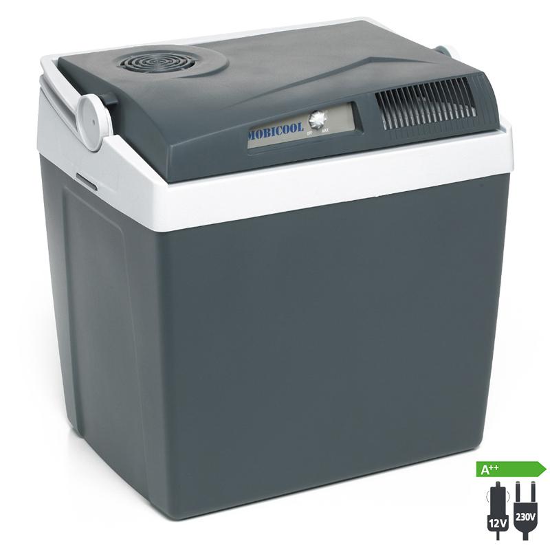 WAECO Mobicool K26 AC DC Thermoelektrische Kühlbox 12   230 Volt 25 Liter