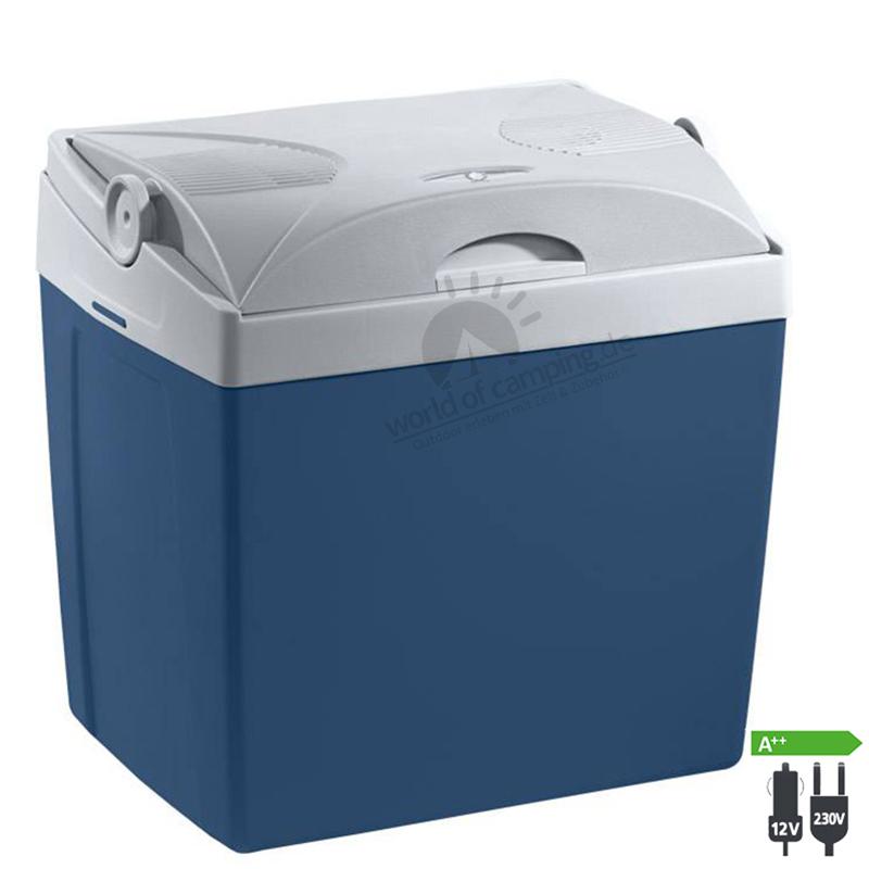 WAECO Mobicool V26 AC/DC Thermoelektrische Kühlbox 12|230 Volt blau V 26 25Liter