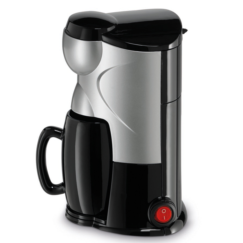 Dometic Waeco MC01 MC-01 24V 1 Tasse Kaffeemaschine 150ml 24 Volt silber/schwarz
