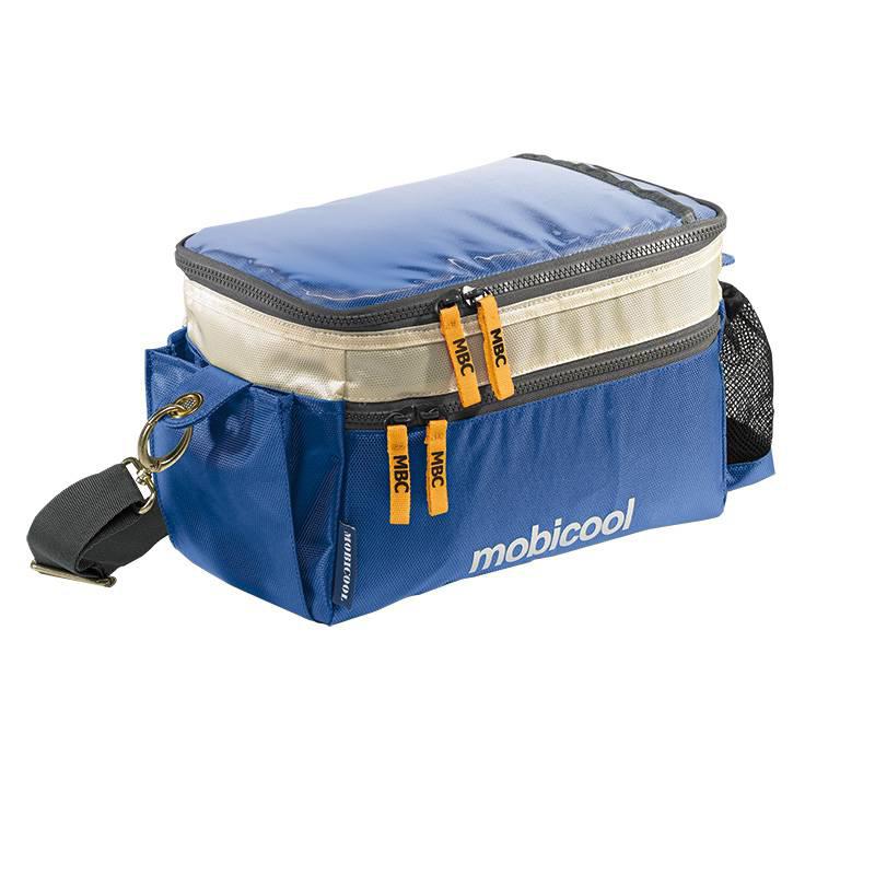WAECO Mobicool Sail Fahrradtasche lebensmittelecht blau ca. 7 Liter