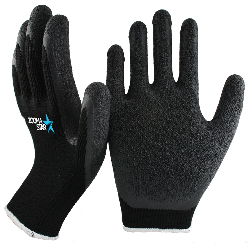 Schutzhandschuh Handschuh Arbeitshandschuhe Latexhandschuhe Montage Größe 10